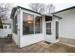 Photo 18: 406 Rouge Road in WINNIPEG: Westwood / Crestview Residential for sale (West Winnipeg)  : MLS®# 1600454