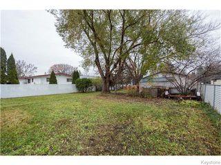 Photo 15: 406 Rouge Road in WINNIPEG: Westwood / Crestview Residential for sale (West Winnipeg)  : MLS®# 1600454