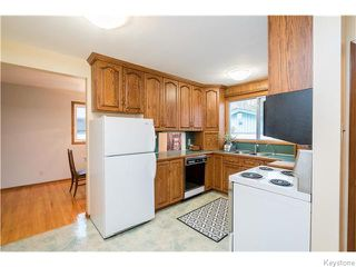 Photo 6: 406 Rouge Road in WINNIPEG: Westwood / Crestview Residential for sale (West Winnipeg)  : MLS®# 1600454