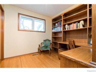 Photo 10: 406 Rouge Road in WINNIPEG: Westwood / Crestview Residential for sale (West Winnipeg)  : MLS®# 1600454
