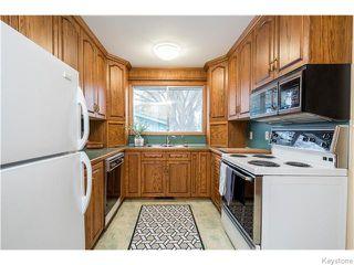 Photo 7: 406 Rouge Road in WINNIPEG: Westwood / Crestview Residential for sale (West Winnipeg)  : MLS®# 1600454