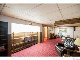 Photo 13: 406 Rouge Road in WINNIPEG: Westwood / Crestview Residential for sale (West Winnipeg)  : MLS®# 1600454