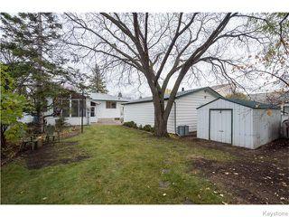 Photo 17: 406 Rouge Road in WINNIPEG: Westwood / Crestview Residential for sale (West Winnipeg)  : MLS®# 1600454