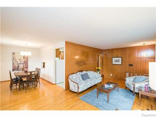 Photo 4: 406 Rouge Road in WINNIPEG: Westwood / Crestview Residential for sale (West Winnipeg)  : MLS®# 1600454