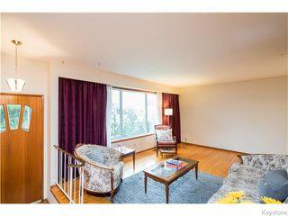Photo 5: 406 Rouge Road in WINNIPEG: Westwood / Crestview Residential for sale (West Winnipeg)  : MLS®# 1600454