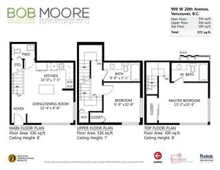 """Photo 14: 999 W 20TH Avenue in Vancouver: Cambie Townhouse for sale in """"OAK CREST"""" (Vancouver West)  : MLS®# R2039700"""