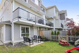 """Photo 20: 58 7298 199A Street in Langley: Willoughby Heights Townhouse for sale in """"YORK"""" : MLS®# R2059132"""