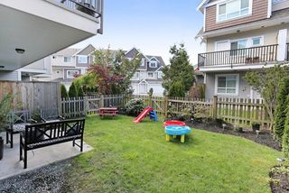 """Photo 19: 58 7298 199A Street in Langley: Willoughby Heights Townhouse for sale in """"YORK"""" : MLS®# R2059132"""