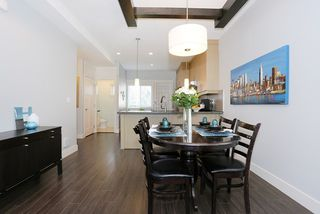 """Photo 5: 58 7298 199A Street in Langley: Willoughby Heights Townhouse for sale in """"YORK"""" : MLS®# R2059132"""