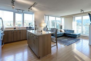 Photo 3: 1501 660 NOOTKA Way in Port Moody: Port Moody Centre Condo for sale : MLS®# R2094162