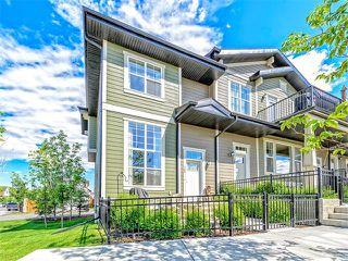 Photo 1: 105 CRANFORD Walk/Walkway SE in Calgary: Cranston House for sale : MLS®# C4087729