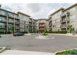 "Photo 1: C122 20211 66 Avenue in Langley: Willoughby Heights Condo for sale in ""Elements"" : MLS®# R2128881"