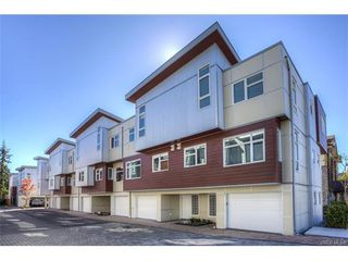 Photo 1: 106 2737 Jacklin Road in VICTORIA: La Langford Proper Townhouse for sale (Langford)  : MLS®# 373447