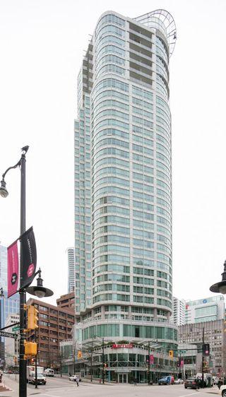 "Photo 14: 1821 1128 W HASTINGS Street in Vancouver: Coal Harbour Condo for sale in ""MARRIOTT PINNACLE HOTEL"" (Vancouver West)  : MLS®# R2135243"