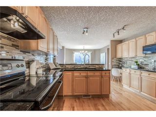 Photo 14: 69 STRATHLEA Place SW in Calgary: Strathcona Park House for sale : MLS®# C4101174