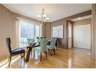 Photo 8: 69 STRATHLEA Place SW in Calgary: Strathcona Park House for sale : MLS®# C4101174