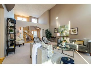 Photo 7: 69 STRATHLEA Place SW in Calgary: Strathcona Park House for sale : MLS®# C4101174