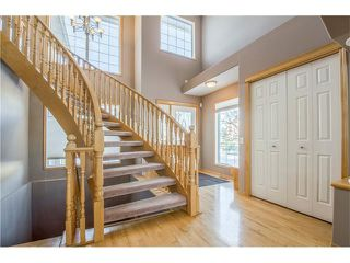 Photo 2: 69 STRATHLEA Place SW in Calgary: Strathcona Park House for sale : MLS®# C4101174