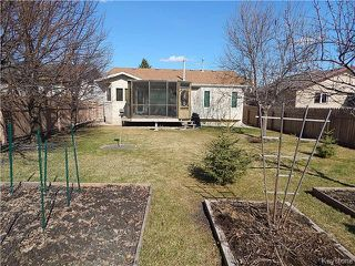 Photo 18: 75 St Hilaire Place in Winnipeg: Southdale Residential for sale (2H)  : MLS®# 1708589