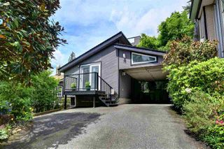 Photo 1: 16 MERCIER ROAD in Port Moody: North Shore Pt Moody House for sale : MLS®# R2170810