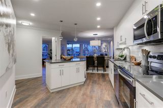 Photo 4: 501 1235 QUAYSIDE DRIVE in New Westminster: Quay Condo for sale : MLS®# R2174171
