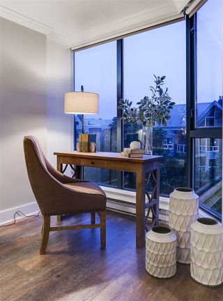 Photo 14: 501 1235 QUAYSIDE DRIVE in New Westminster: Quay Condo for sale : MLS®# R2174171