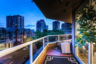 Photo 12: 501 1235 QUAYSIDE DRIVE in New Westminster: Quay Condo for sale : MLS®# R2174171