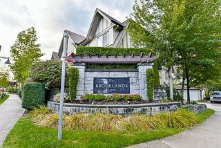 """Photo 1: 74 15175 62A Avenue in Surrey: Sullivan Station Townhouse for sale in """"Brooklands"""" : MLS®# R2207663"""