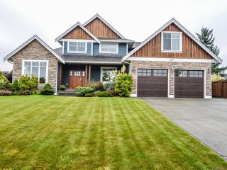 Photo 1: 281 VIRGINIA DRIVE in CAMPBELL RIVER: CR Willow Point House for sale (Campbell River)  : MLS®# 770810