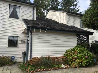 "Photo 1: 231 13616 67 Avenue in Surrey: East Newton Townhouse for sale in ""Hyland Creek Estates"" : MLS®# R2211657"