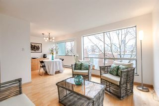 Photo 4: 201 1550 MARINER Walk in Vancouver: False Creek Condo for sale (Vancouver West)  : MLS®# R2245004