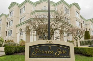 "Main Photo: 303 2985 PRINCESS Crescent in Coquitlam: Canyon Springs Condo for sale in ""PRINCESS GATE"" : MLS®# R2247905"