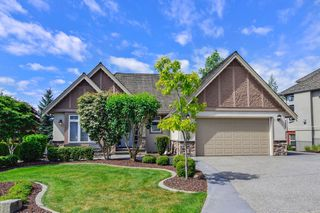 "Photo 1: 35508 DONEAGLE Place in Abbotsford: Abbotsford East House for sale in ""EAGLE MOUNTAIN"" : MLS®# R2274459"