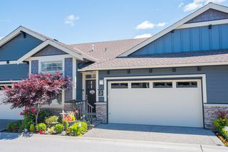 """Photo 1: 47 350 174 Street in Surrey: Pacific Douglas Townhouse for sale in """"The Greens at Douglas"""" (South Surrey White Rock)  : MLS®# R2275651"""