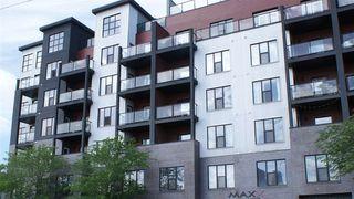 Photo 1: 314 10518 113 Street NW in Edmonton: Zone 08 Condo for sale : MLS®# E4114468
