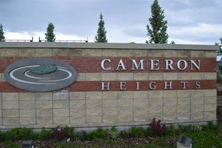 Main Photo: 4184 CAMERON HEIGHTS Point in Edmonton: Zone 20 Vacant Lot for sale : MLS®# E4116571