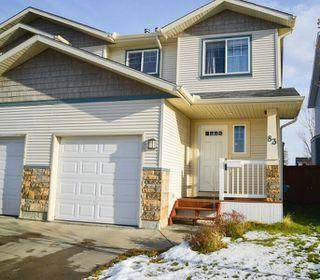 Main Photo: 83 14208 36 Street NW in Edmonton: Zone 35 House Half Duplex for sale : MLS®# E4136413