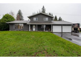 Main Photo: 1990 POWELL Crescent in Abbotsford: Central Abbotsford House for sale : MLS®# R2328028