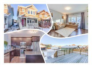 Main Photo: 5322 CRABAPPLE Loop in Edmonton: Zone 53 House for sale : MLS®# E4138652