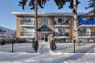 Photo 1: 31 10640 108 Street in Edmonton: Zone 08 Condo for sale : MLS®# E4143492
