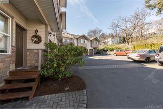 Photo 31: 6 1080 Greenridge Crescent in VICTORIA: SE Quadra Townhouse for sale (Saanich East)  : MLS®# 405675