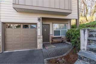 Photo 32: 6 1080 Greenridge Crescent in VICTORIA: SE Quadra Townhouse for sale (Saanich East)  : MLS®# 405675
