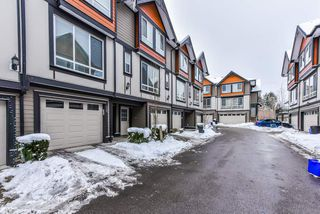 "Photo 2: 16 6378 142 Street in Surrey: Sullivan Station Townhouse for sale in ""KENDRA"" : MLS®# R2340251"