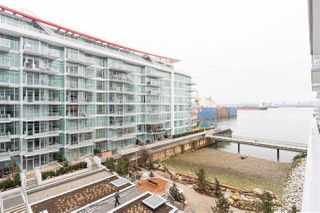 "Main Photo: 513 175 VICTORY SHIP Way in North Vancouver: Lower Lonsdale Condo for sale in ""Cascade"" : MLS®# R2340954"
