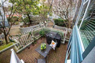 "Photo 18: 9 877 W 7TH Avenue in Vancouver: Fairview VW Townhouse for sale in ""EMERALD COURT"" (Vancouver West)  : MLS®# R2341517"