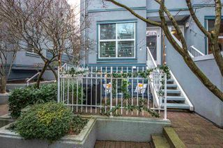 "Photo 17: 9 877 W 7TH Avenue in Vancouver: Fairview VW Townhouse for sale in ""EMERALD COURT"" (Vancouver West)  : MLS®# R2341517"