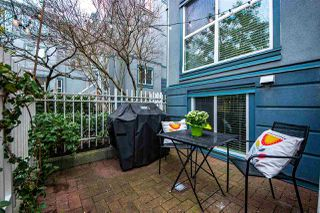 "Photo 16: 9 877 W 7TH Avenue in Vancouver: Fairview VW Townhouse for sale in ""EMERALD COURT"" (Vancouver West)  : MLS®# R2341517"