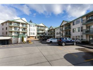 "Photo 1: 203 2678 MCCALLUM Road in Abbotsford: Central Abbotsford Condo for sale in ""PANAROMA TERRACE"" : MLS®# R2345951"