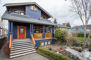 Main Photo: 787 E 32ND Avenue in Vancouver: Fraser VE House for sale (Vancouver East)  : MLS®# R2348034