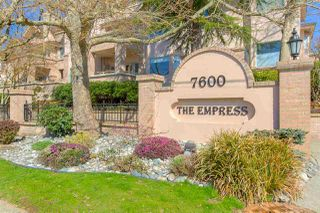 "Photo 2: 102 7600 MOFFATT Road in Richmond: Brighouse South Condo for sale in ""THE EMPRESS"" : MLS®# R2358299"